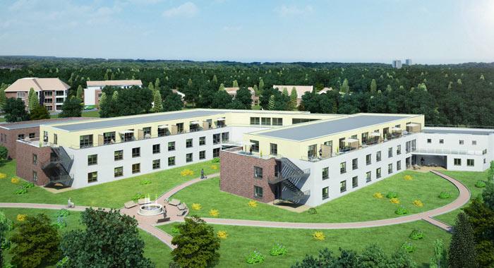 Seniorenresidenz Ahlhorn Atelier Reissbrett Aus Bruchhausen Vilsen